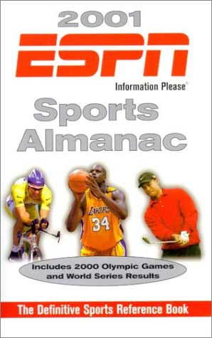 9780786885336: ESPN Sports Almanac 2001: Information Please (ESPN INFORMATION PLEASE SPORTS ALMANAC)