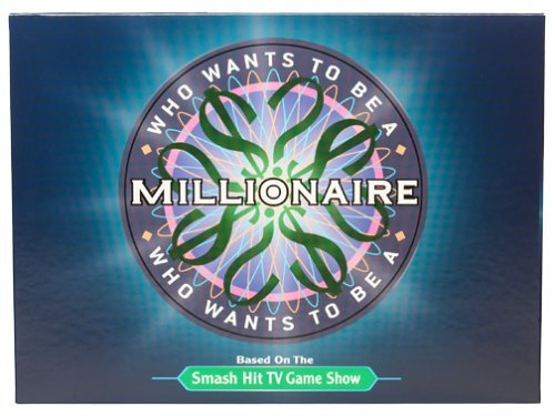 9780786885992: Who Wants to Be a Millionaire