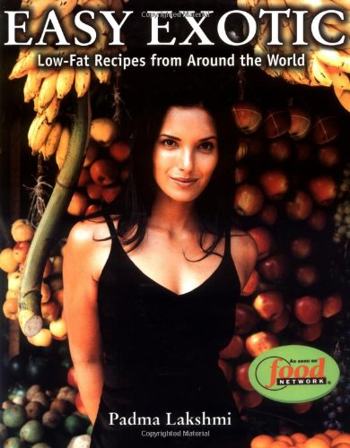 9780786886128: Easy Exotic: Low-Fat Recipes from Around the World