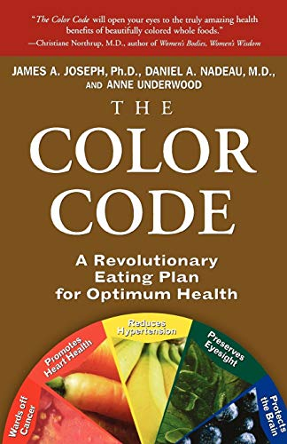 9780786886210: The Color Code: A Revolutionary Eating Plan for Optimum Health