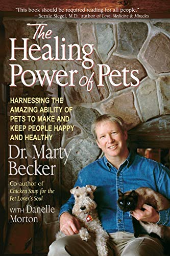 The Healing Power of Pets: Harnessing the Amazing Ability of Pets to Make and Keep People Happy and Healthy 9780786886913 Increasingly, medicine is recognizing the special relationship between pets and people as one of the most powerful weapons in fighting d