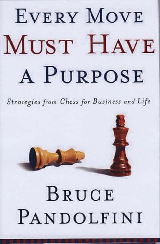 9780786887729: Every Move Must Have a Purpose: Strategies from Chess for Business and Life