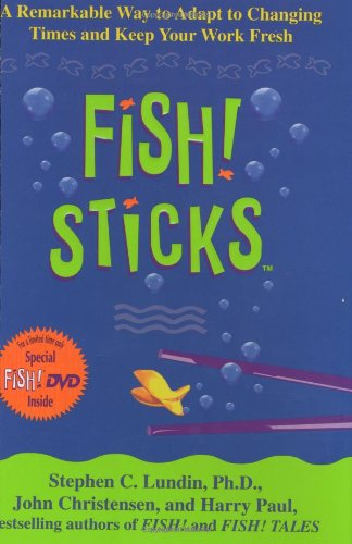 9780786888832: Fish! Sticks with DVD