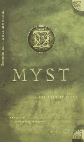 9780786889204: Myst: The Book of Ti'Ana