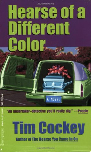 9780786889631: Hearse of a Different Color: A Novel (Hitchcock Sewell Mysteries)