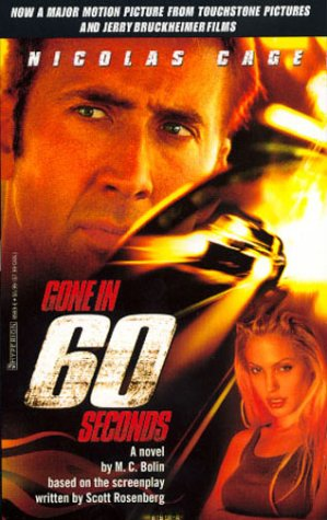9780786889891: Gone in 60 Seconds Movie Tie-In
