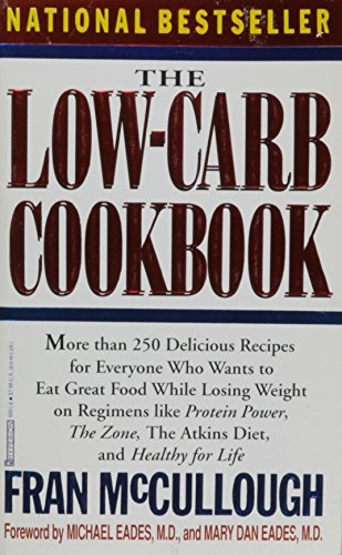 The Low-Carb Cookbook: Fran Mccullough