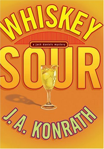 9780786890729: Whiskey Sour: A Jack Daniels Mystery (A Jacqueline