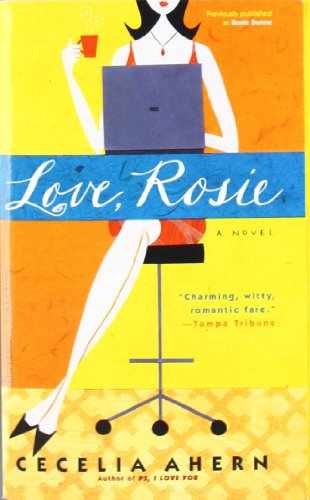 Cover of the book, Love, Rosie.
