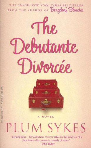 9780786891207: The Debutante Divorcee