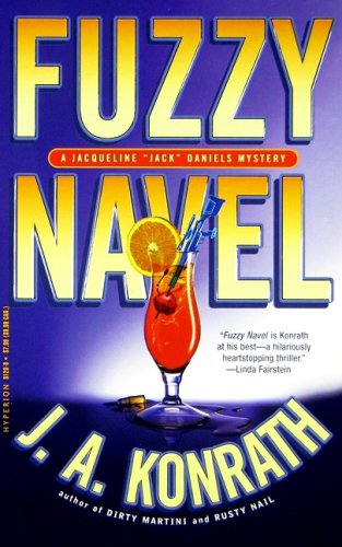 9780786891290: Fuzzy Navel: A Jacqueline 'Jack' Daniels Mystery