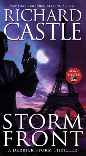 9780786891474: Storm Front: A Derrick Storm Thriller