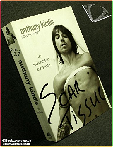 9780786896660: [(Scar Tissue)] [Author: Anthony Kiedis] published on (November, 2005)