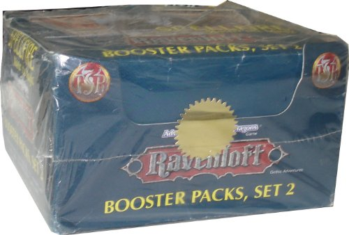 9780786900756: Booster Pack, Set 2 : Ravenloft