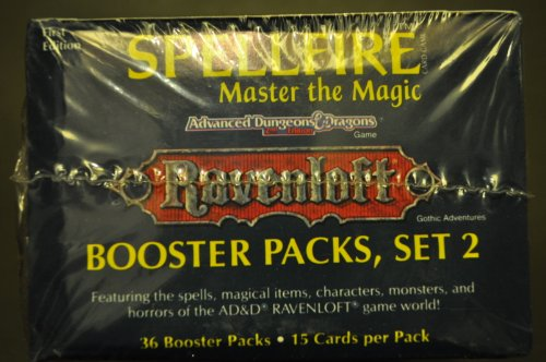 9780786900763: Spellfire Booster Pack Set 2: Ravenloft: 36 Booster Packs in a Display Box
