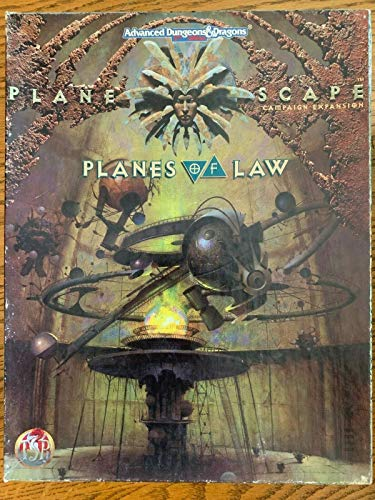 Planes of Law (AD&D 2nd Ed Fantasy Roleplaying, Planescape Campaign Expansion, 2607): Colin ...