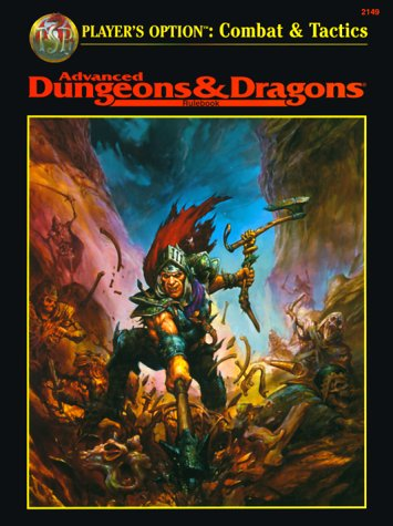Player's Option : Combat & Tactics : Advanced Dungeons & Dragons Rulebook: Baker, L. ...