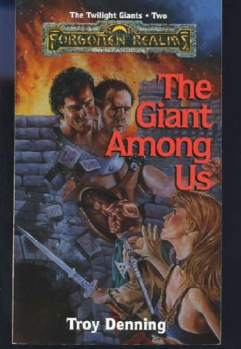 9780786900985: The Giant Among Us (Forgotten Realms)