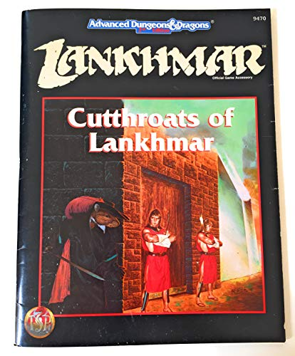 9780786901036: Cutthroats of Lankhmar