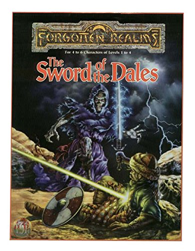 The Sword of the Dales (Advanced Dungeons & Dragons/Forgotten Realms)