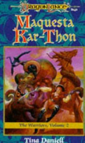 9780786901340: Maquesta Kar-Thon: The Warriors, Volume II