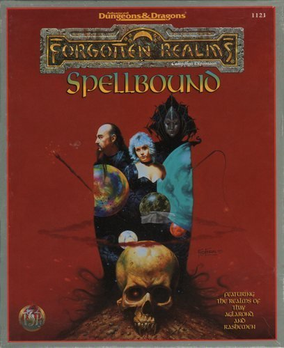 Spellbound (Forgotten Realms - Box Sets & Miscellaneous): Anthony Pryor