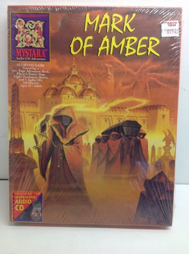 Mark of Amber (Mystara Audio CD Adventure) (0786901403) by Aaron Allston; Jeff Grubb