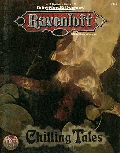 Chilling Tales (Ravenloft Adventure) (078690142X) by Smedman, Lisa; Miller, Steve