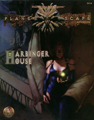 Harbinger House (AD&D/Planescape Adventure): Slavicsek, Bill