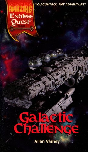 Galactic Challenge (Endless Quest Amazing Engine: Setting): Varney, Allen