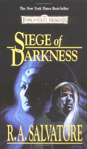 9780786901647: Siege of Darkness (Forgotten Realms: Legacy of the Drow, Book 3)