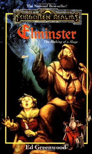 9780786902033: Elminster: The Making of a Mage (Forgotten Realms)
