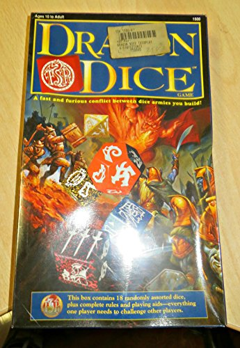 9780786902330: Dragon Dice Game: A Fast and Furious Conflict Between Dice Armies You Build
