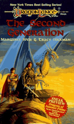 9780786902606: The Second Generation (Dragonlance)