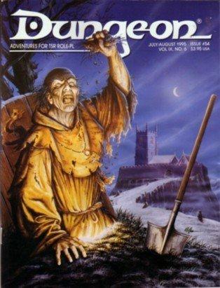 9780786902798: Dungeon (Bi-Monthly Magazine)
