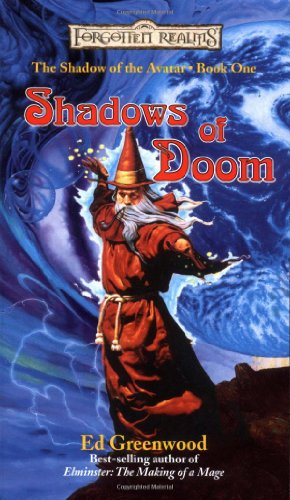 9780786903009: Shadows of Doom (Forgotten Realms: The Shadow of the Avatar, Book 1)