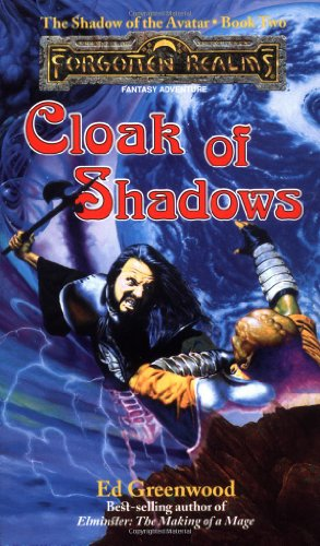 9780786903016: Cloak of Shadows (Forgotten Realms: The Shadow of the Avatar, Book 2)
