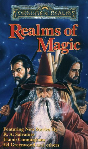 9780786903030: Realms of Magic (Forgotten Realms Anthology)