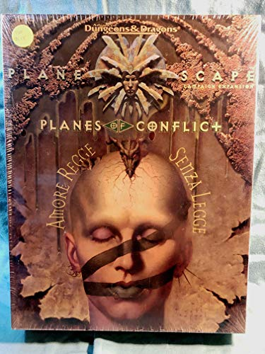 Planes of Conflict (Advanced Dungeons & Dragons, 2nd Edition: Planescape, Campaign Expansion/2615) (0786903090) by Monte Cook; Dale Donovan; Colin McComb; Kevin Melka; Bruce Nesmith; TSR Inc
