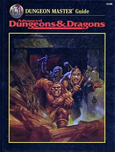 9780786903283: Advanced Dungeons and Dragons/Master Guide