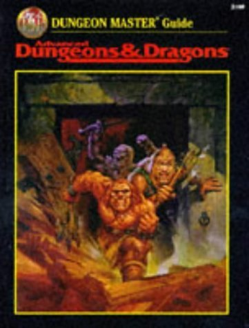 9780786903283: Dungeon Master Guide (Advanced Dungeons & Dragons, 2nd Edition, Core Rulebook/2160)