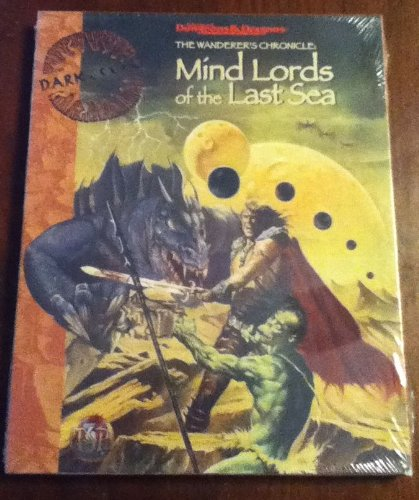 9780786903672: Wanderers Chronicle Mind-Lords (Dark Sun Accessory)
