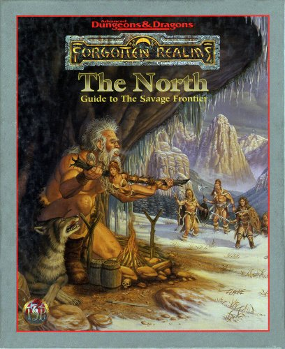 9780786903917: The North (Forgotten Realms Campaign Expansion)