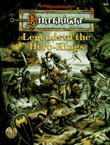 9780786904198: Legends of the Hero-Kings