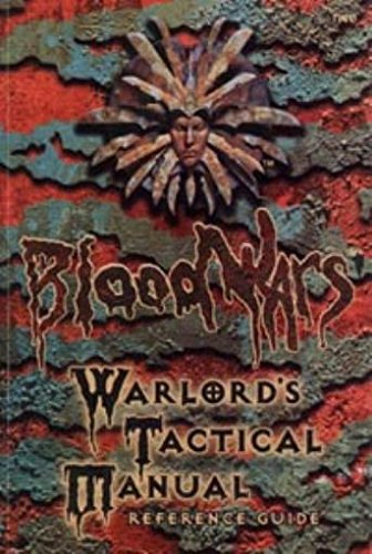 9780786904334: Warlord's Tactical Manual: Reference Guide (Blood Wars)