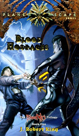 Blood Hostages (Blood Wars Trilogy)