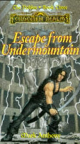 9780786904778: Escape from the Undermountain (Forgotten Realms)