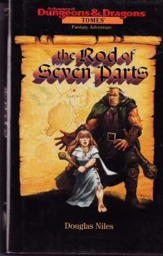 The Rod of Seven Parts Dungeons & Dragons