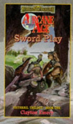 9780786904921: Sword Play (Forgotten Realms: The Netheril Trilogy)