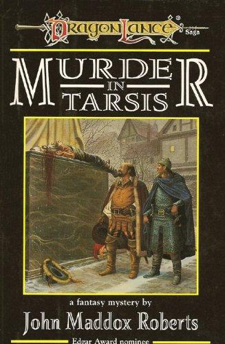 9780786905003: Murder in Tarsis (Dragonlance Saga)